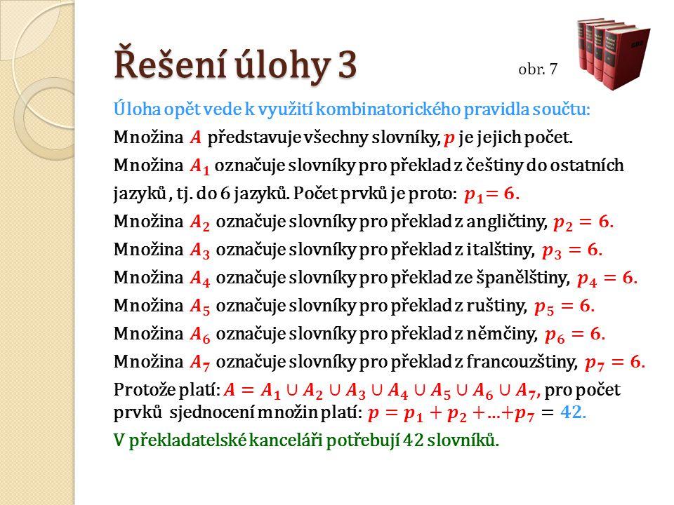 Řešení úlohy 3 obr. 7