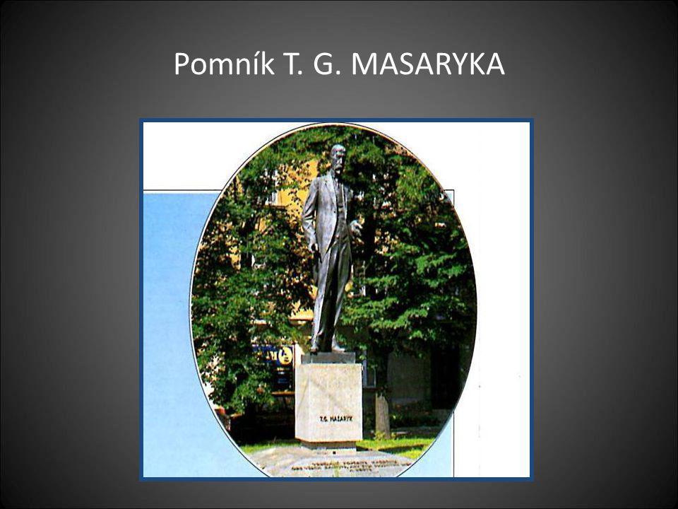 Po prohlídce obce Bořetice a Svobodné spolkové republiky Kraví hora jsme navštívili město HODONÍN, rodišti našeho prvního prezidenta T.G. Masaryka-hla