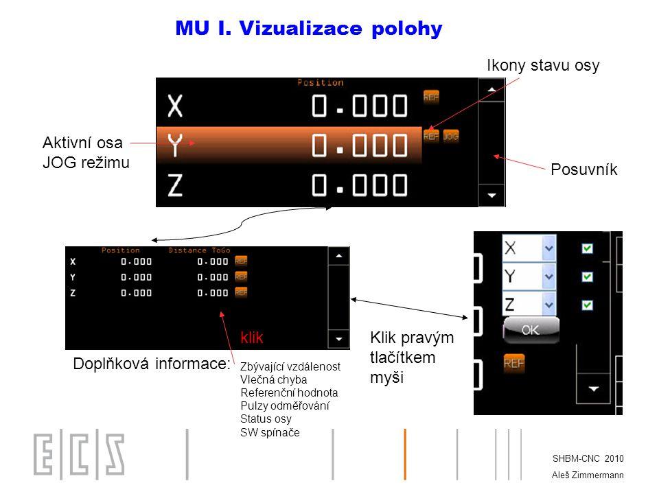 SHBM-CNC 2010 Aleš Zimmermann MU II.