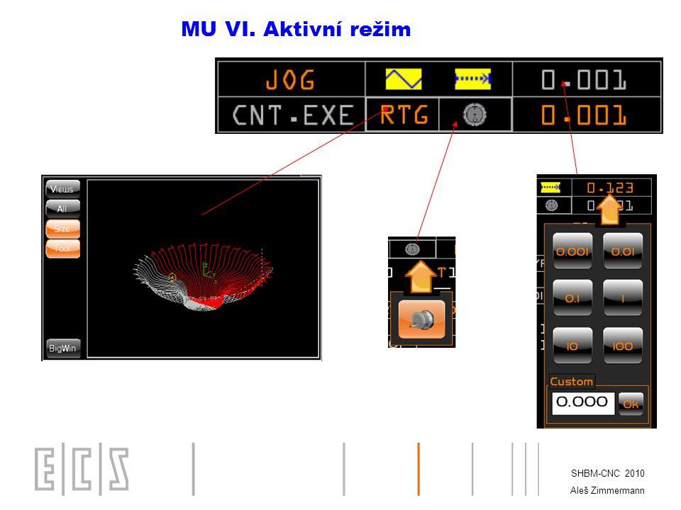 SHBM-CNC 2010 Aleš Zimmermann MU VII.