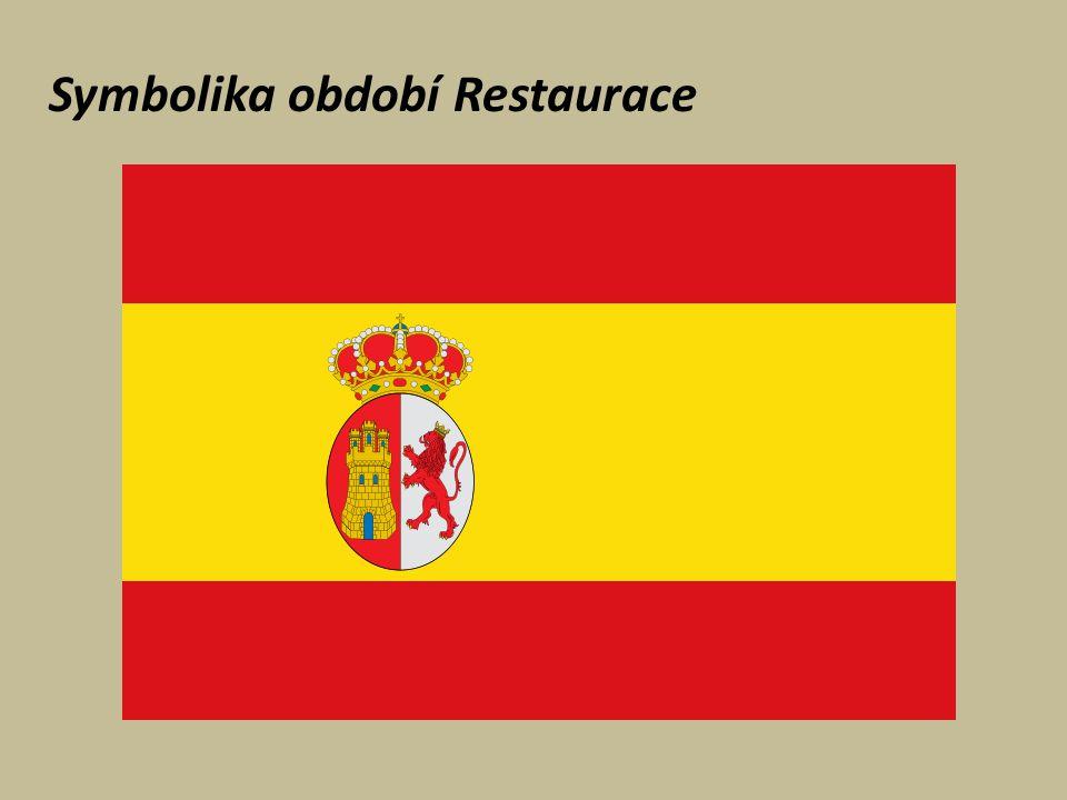 Symbolika období Restaurace