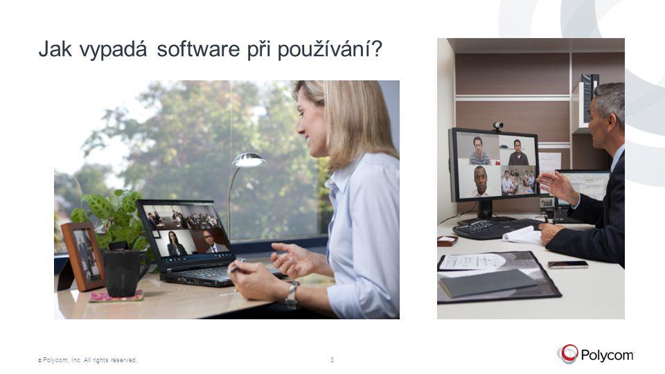 © Polycom, Inc. All rights reserved. Instalace, podporované zařízení, používání
