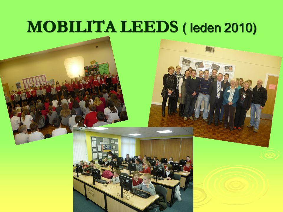 MOBILITA LEEDS ( leden 2010)