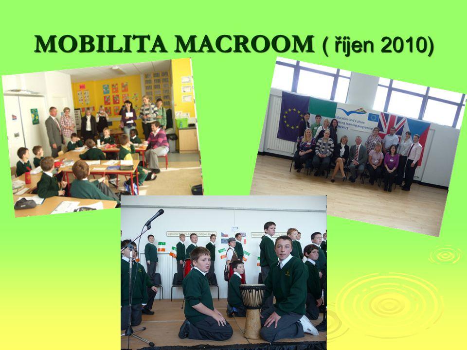 MOBILITA MACROOM ( říjen 2010)