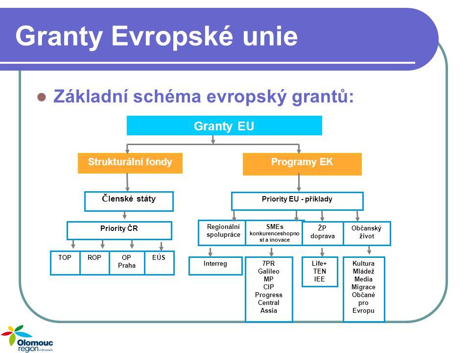 Pomoc při projektovém záměru Národní kontakt v ČR – agentura, národní kancelář Programme Infodesk (BRUX/LUX) Informační dny – důležité pro navázání kontaktů, spolupráce, známostí Komerční poradci – finančně náročné – nutné prověřit jejich schopnosti Zastoupení kraje v Bruselu – asistence při hledání informací z Bruselu i vhodných partnerů