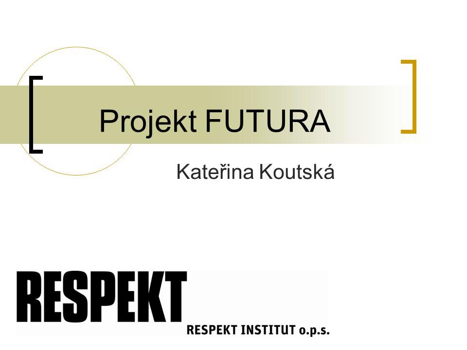 Projekt FUTURA Kateřina Koutská