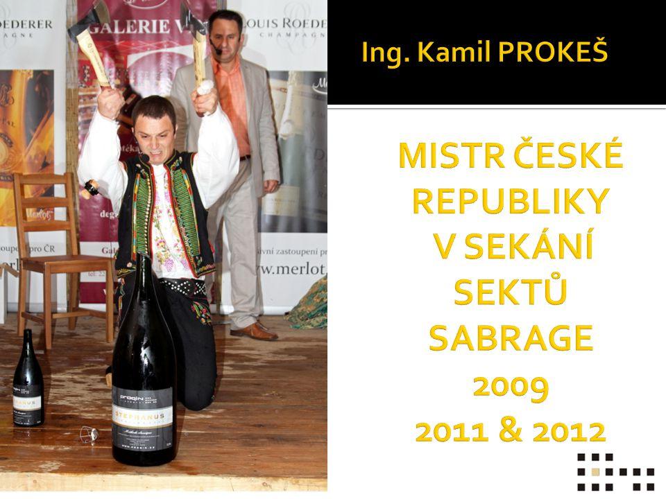PROQIN WINERY prokes@proqin.cz Phone: +420 606 685 594 Mgr.