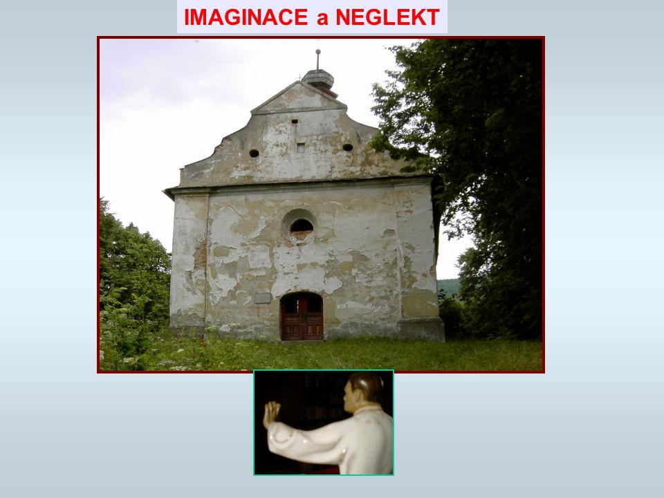 IMAGINACE a NEGLEKT (neglekt vs. hemianopsie)