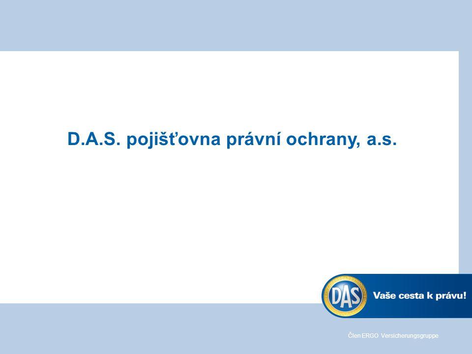 Člen ERGO Versicherungsgruppe D.A.S. pojišťovna právní ochrany, a.s.