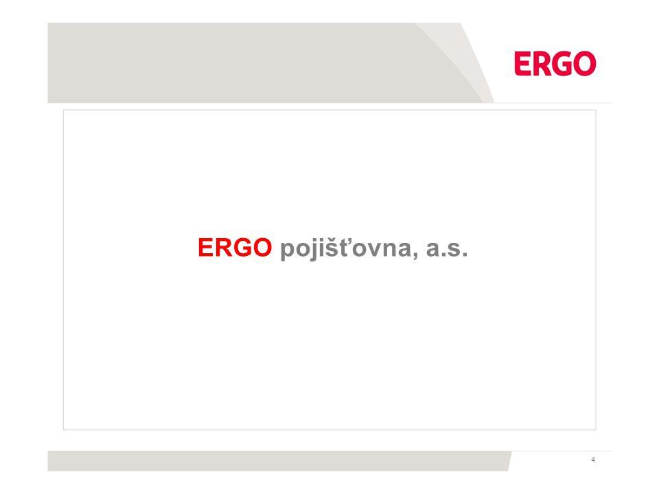4 ERGO pojišťovna, a.s.