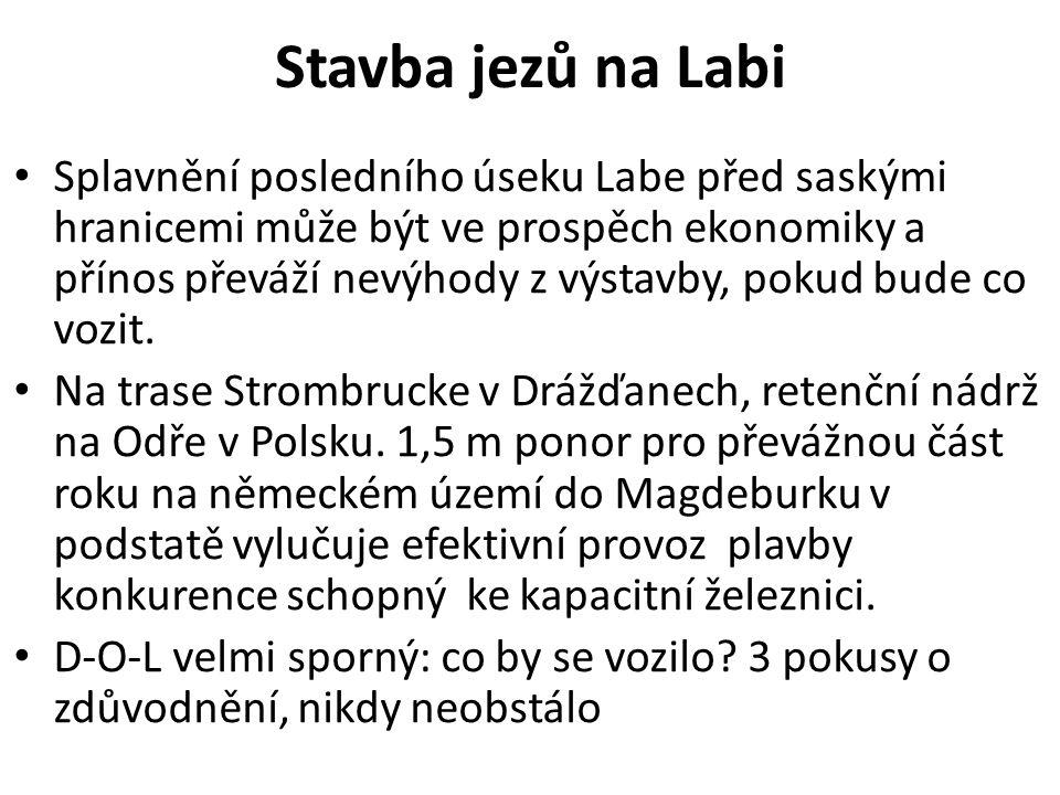 Struktura přepravních potřeb Páteří rozvoje a zaměstnanosti malé a středně velké podniky- SME- v ČR v průměru 8 zaměstnanců, jinde menší.
