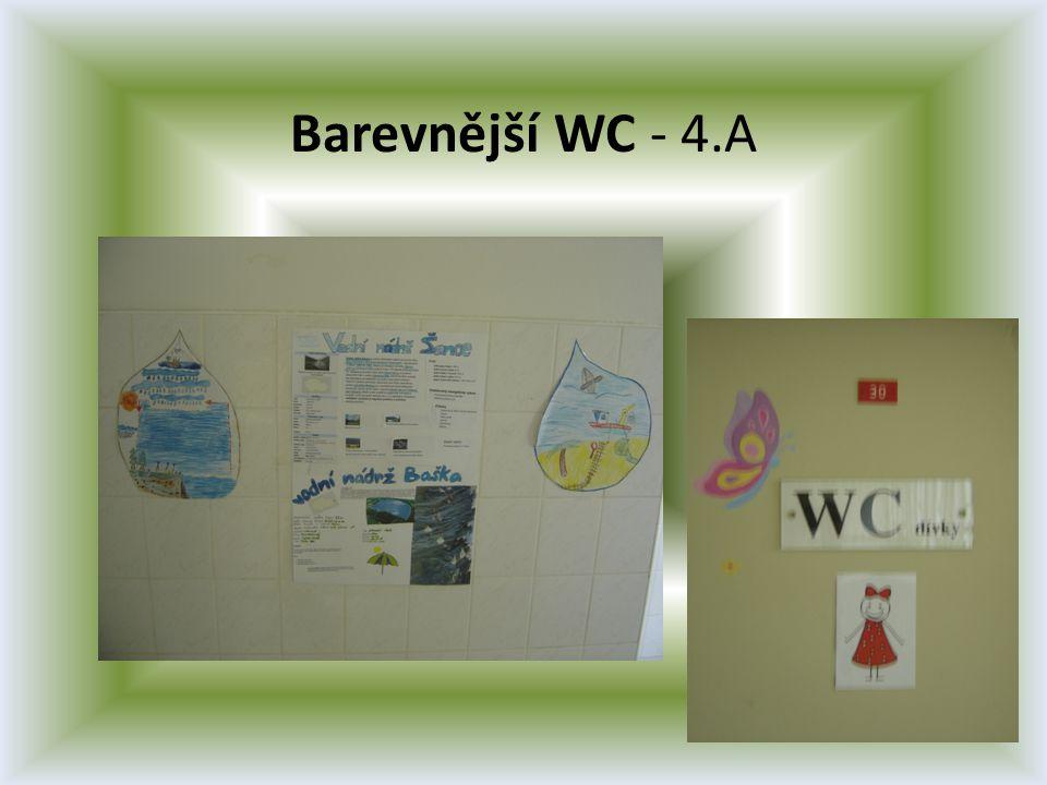 Barevnější WC - 4.A