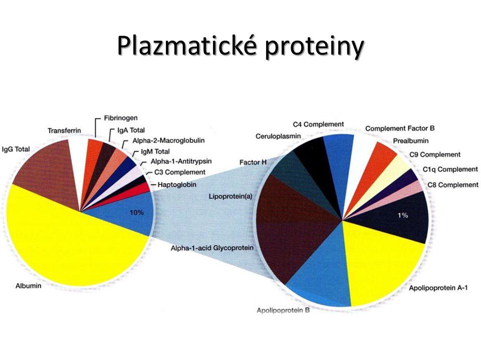 Plazmatické proteiny
