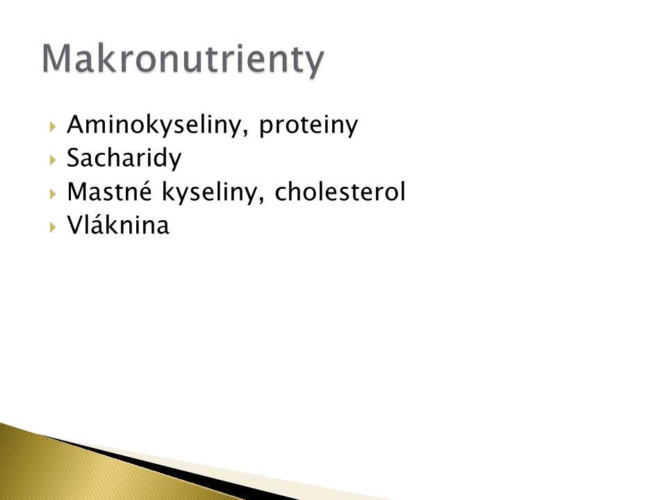 Vitamin A - retinol  Biologicky aktivními formami jsou retinoidy: retinol, retinal, kyselina retinová.