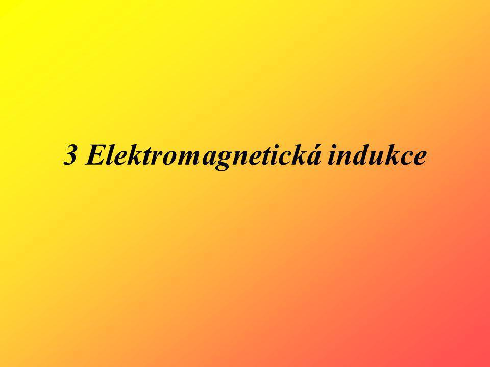 M.Faradey – objev elektromagnetické indukce (získal el.