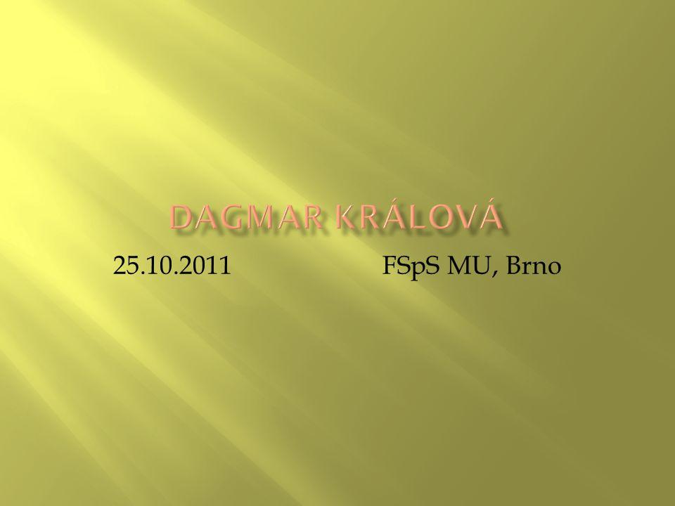 25.10.2011 FSpS MU, Brno