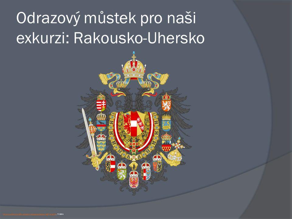Odrazový můstek pro naši exkurzi: Rakousko-Uhersko http://www.uniformni-knofliky.cz/clanky-rakousko-uhersko-1867-1918.htmlhttp://www.uniformni-knoflik