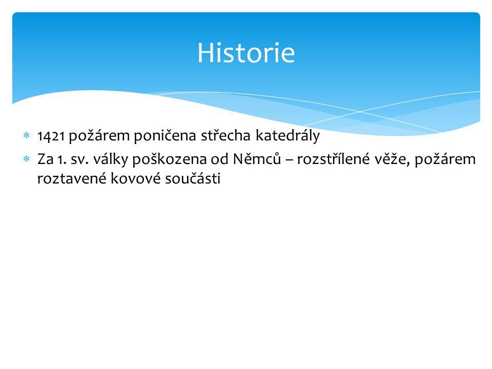  http://www.ingema.net/in2001/clanek.php?id=932 http://www.ingema.net/in2001/clanek.php?id=932  http://cs.wikipedia.org/wiki/Katedr%C3%A1la_Notre_Dame_(Reme%C5%A1) http://cs.wikipedia.org/wiki/Katedr%C3%A1la_Notre_Dame_(Reme%C5%A1)  http://ceskycestovatel.cz/ceskycestovatel.php?id=12&sub=119&typ=n http://ceskycestovatel.cz/ceskycestovatel.php?id=12&sub=119&typ=n  http://www.pozlacovani.cz/FR09/RE.html http://www.pozlacovani.cz/FR09/RE.html  http://www.poutnik-jan.cz/zpravy-z-pouti--c/katederala-v-remesi/ http://www.poutnik-jan.cz/zpravy-z-pouti--c/katederala-v-remesi/  http://ceskycestovatel.cz/ceskycestovatel.php?id=12&sub=119&typ=n http://ceskycestovatel.cz/ceskycestovatel.php?id=12&sub=119&typ=n  http://www.minutex.cz/katedrala-v-remesi-notre-dame/ http://www.minutex.cz/katedrala-v-remesi-notre-dame/  http://info.radynacestu.cz/katedrala-notre-dame/ http://info.radynacestu.cz/katedrala-notre-dame/  http://www.planetware.com/map/reims-cathedral-map-f-reimcat.htm http://www.planetware.com/map/reims-cathedral-map-f-reimcat.htm  http://www.profimedia.sk/fotografie/notre-dame-de-reims-katedrala- francuzsko/0081719956/ http://www.profimedia.sk/fotografie/notre-dame-de-reims-katedrala- francuzsko/0081719956/  http://www.pohadkovazahradka.cz/ http://www.pohadkovazahradka.cz/  http://www.novinky.cz http://www.novinky.cz Zdroje