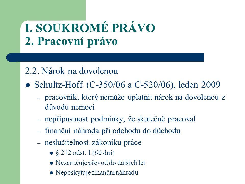 I.SOUKROMÉ PRÁVO 3.