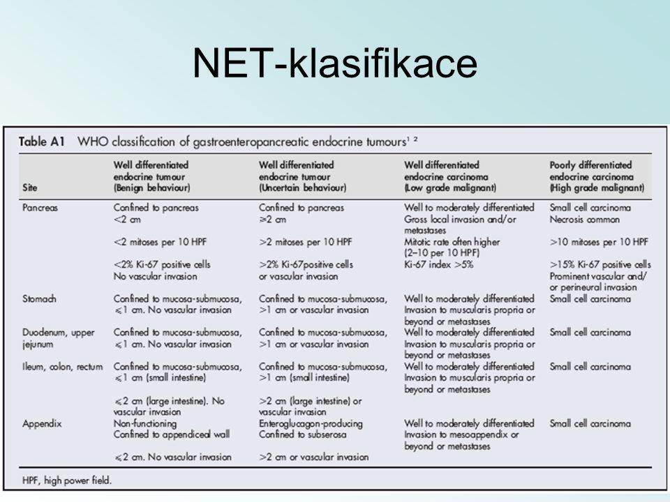 NET-klasifikace