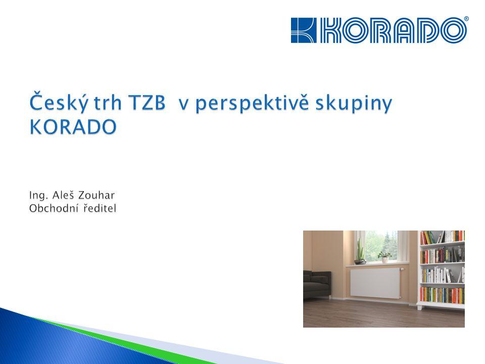 2 AGENDA: 1.Ekonomická situace v ČR a ve stavebnictví 2.Hlavní události a opatření v letech 2007 až 2013 3.Hlavní opatření v těchto letech 4.Rozšíření nabídky KORADO o nové produkty a inovace 5.X-CONTROL 6.Konvektory 7.Očekávání dalšího vývoje