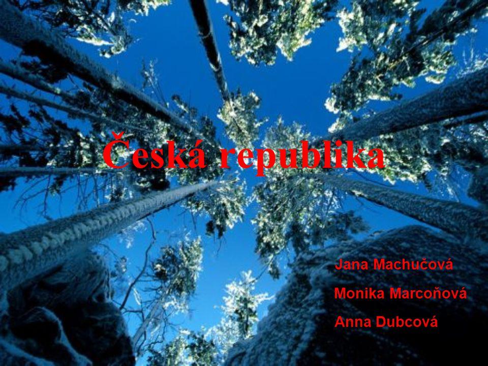 Česká republika Jana Machučová Monika Marcoňová Anna Dubcová