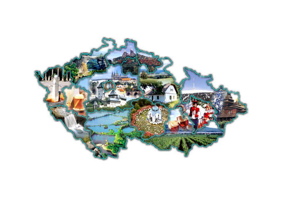 Česká republika je vnitrozemský stát ležící uprostřed mírného pásu severní polokoule ve střední části Evropy.