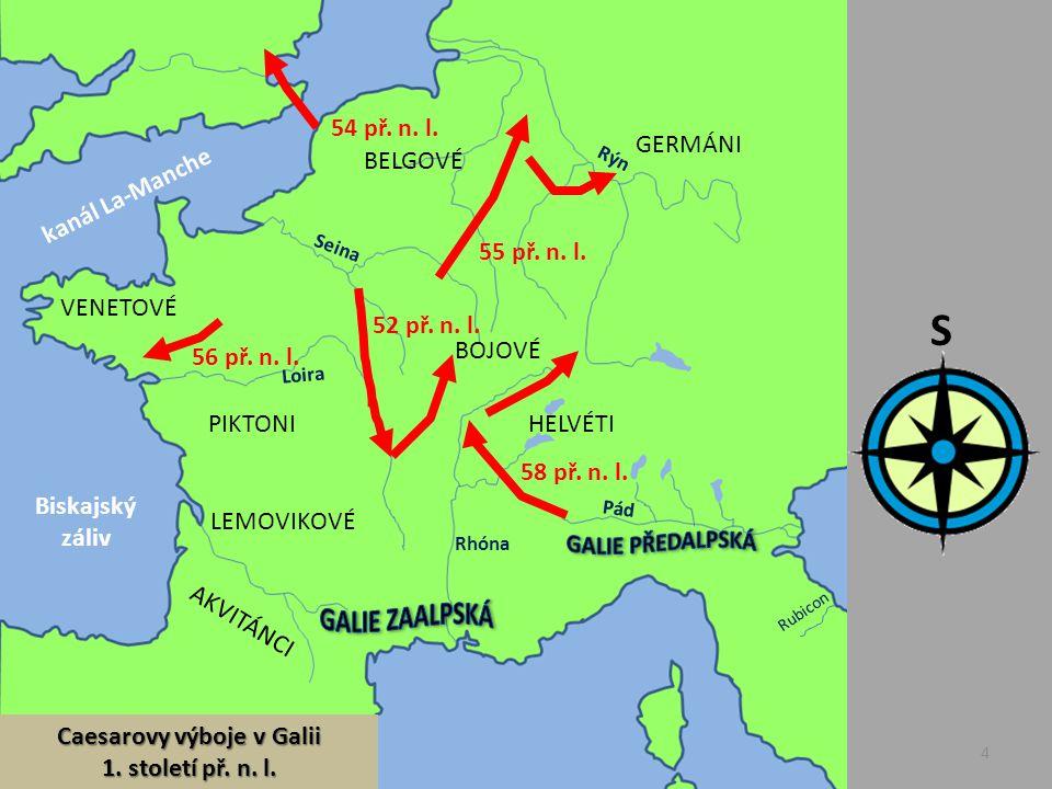 Samotné válce předcházelo vstřícné gesto Caesarovo, v němž navrhoval, že se vzdá velení nad svými legiemi, pokud tak učiní i Pompeius.