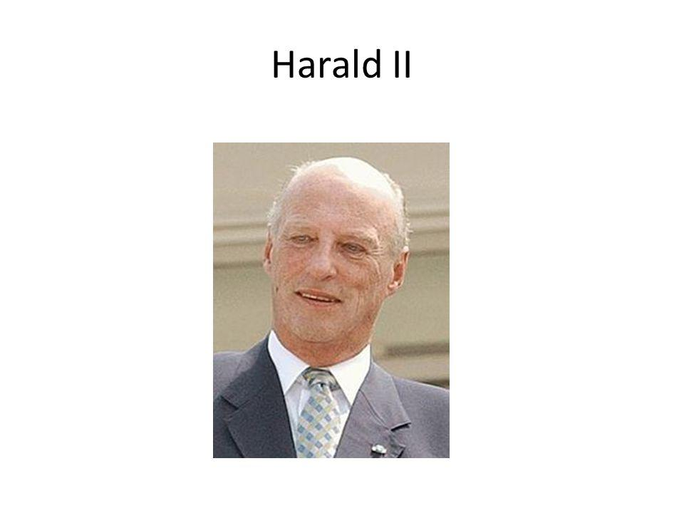 Harald II