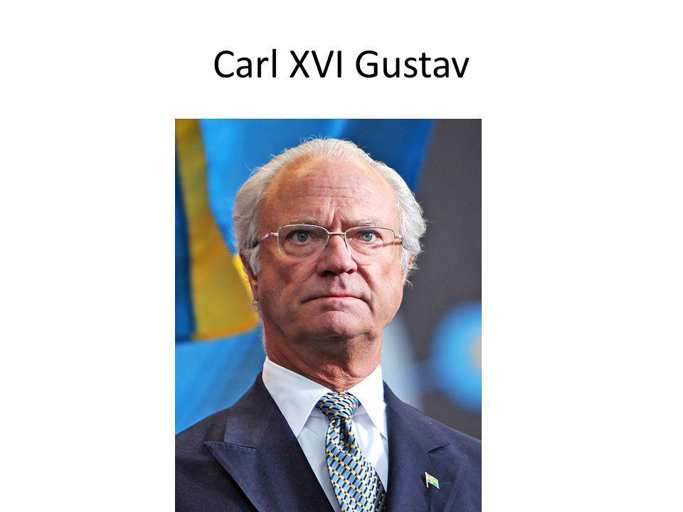 Carl XVI Gustav