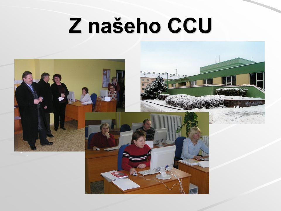 Z našeho CCU