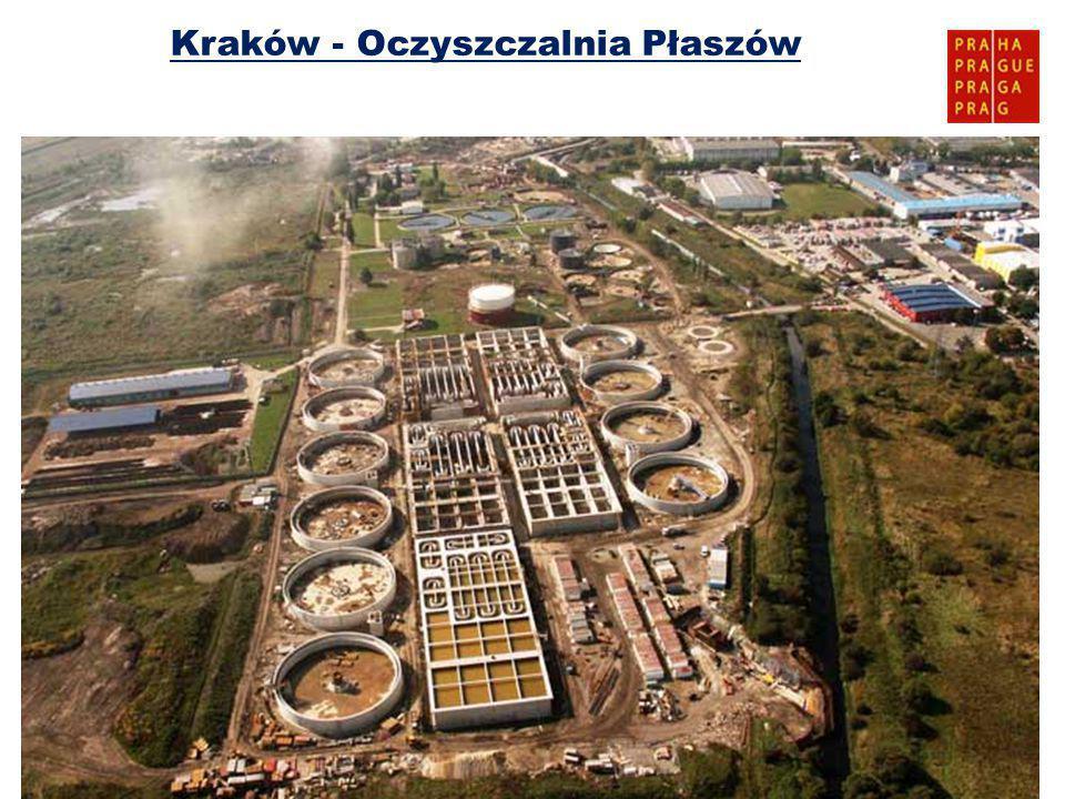 10 Kraków - Oczyszczalnia Płaszów
