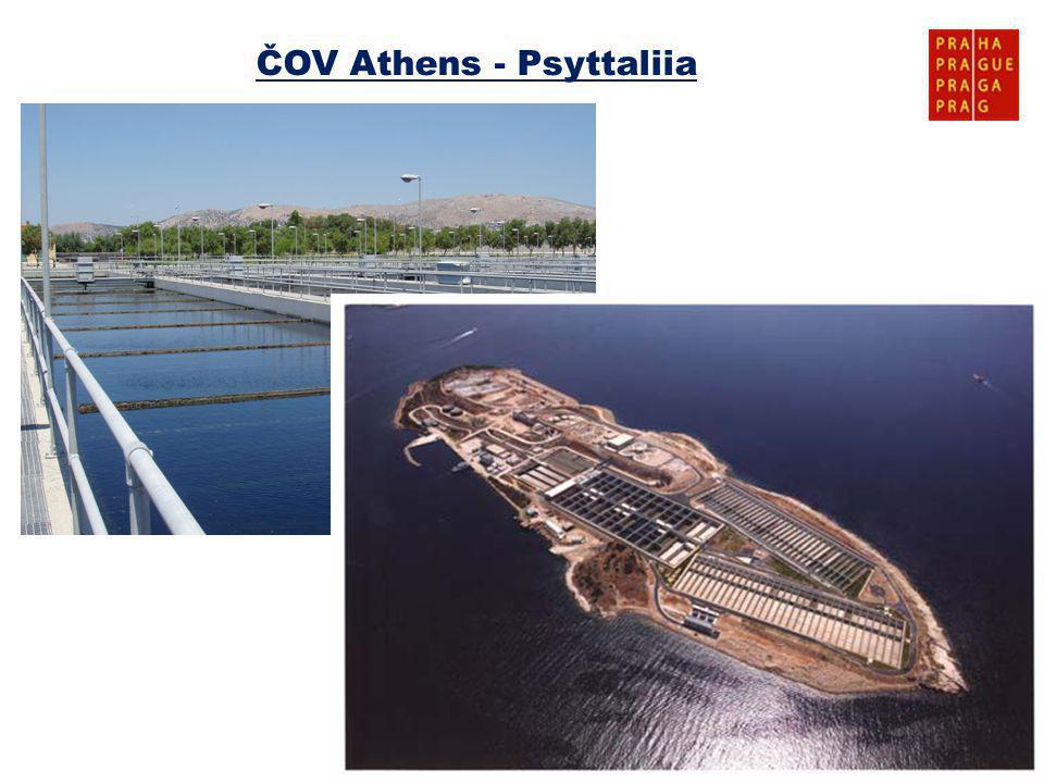 12 ČOV Athens - Psyttaliia