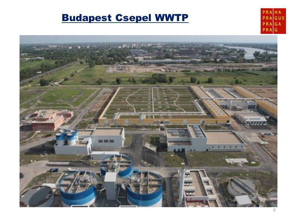 6 Budapest Csepel WWTP
