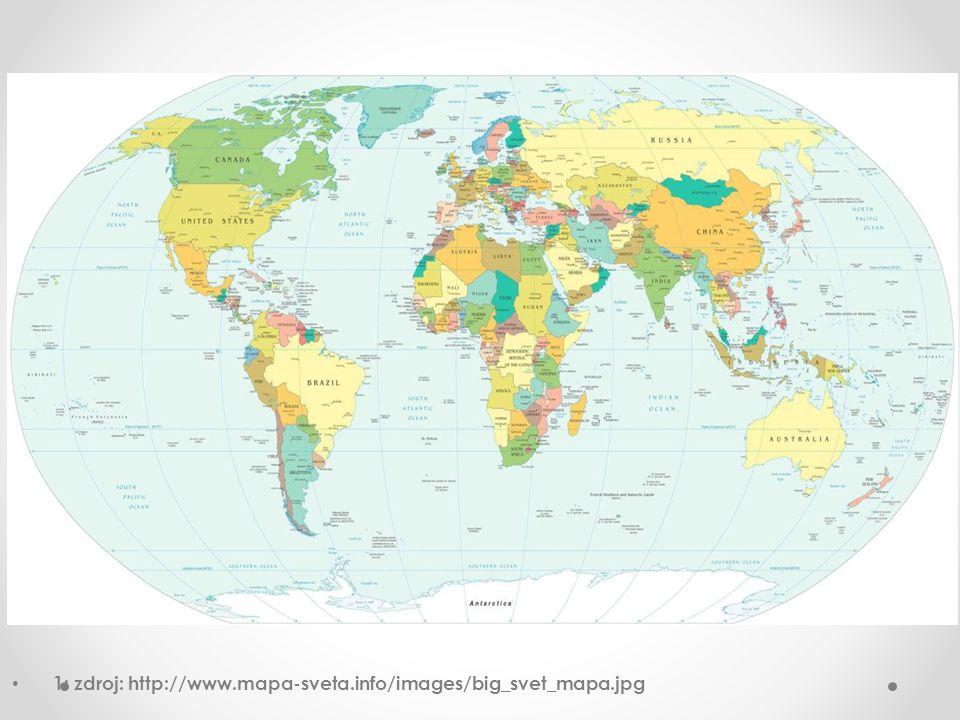 Politické rozdělení světa -první státy ve 4.tis.