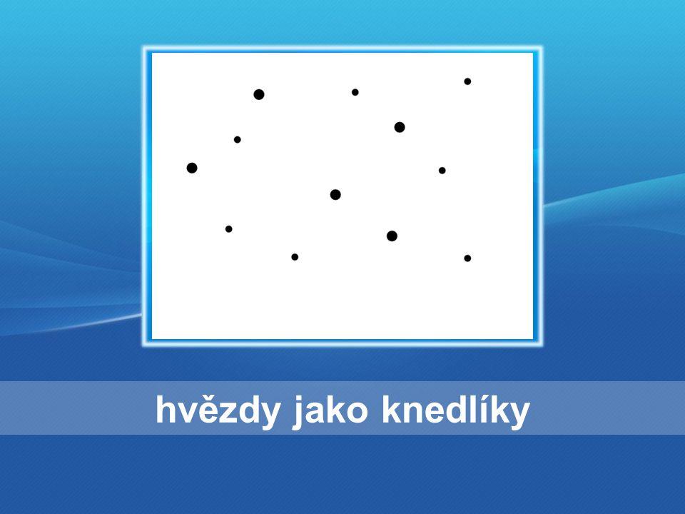 hvězdy jako knedlíky