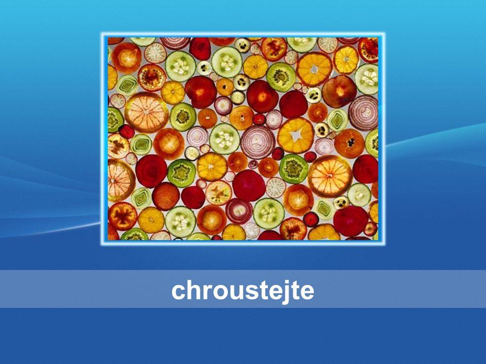 chroustejte