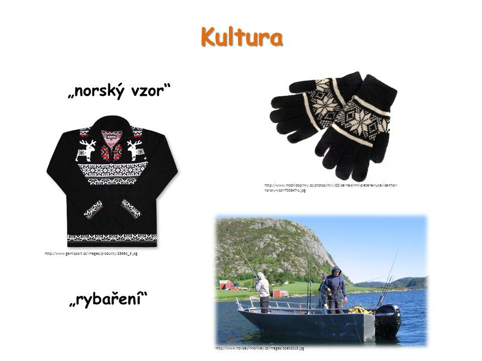 "Kultura ""rybaření ""norský vzor http://www.modnidoplnky.cz/photos/m/v/OS/cerne-zimni-pletene-rukavice-thor- norsky-vzor-700647-1.jpg http://www.gamisport.cz/images/produkty/28684_3.jpg http://www.holidayinnorway.cz/images/boat2013.jpg"