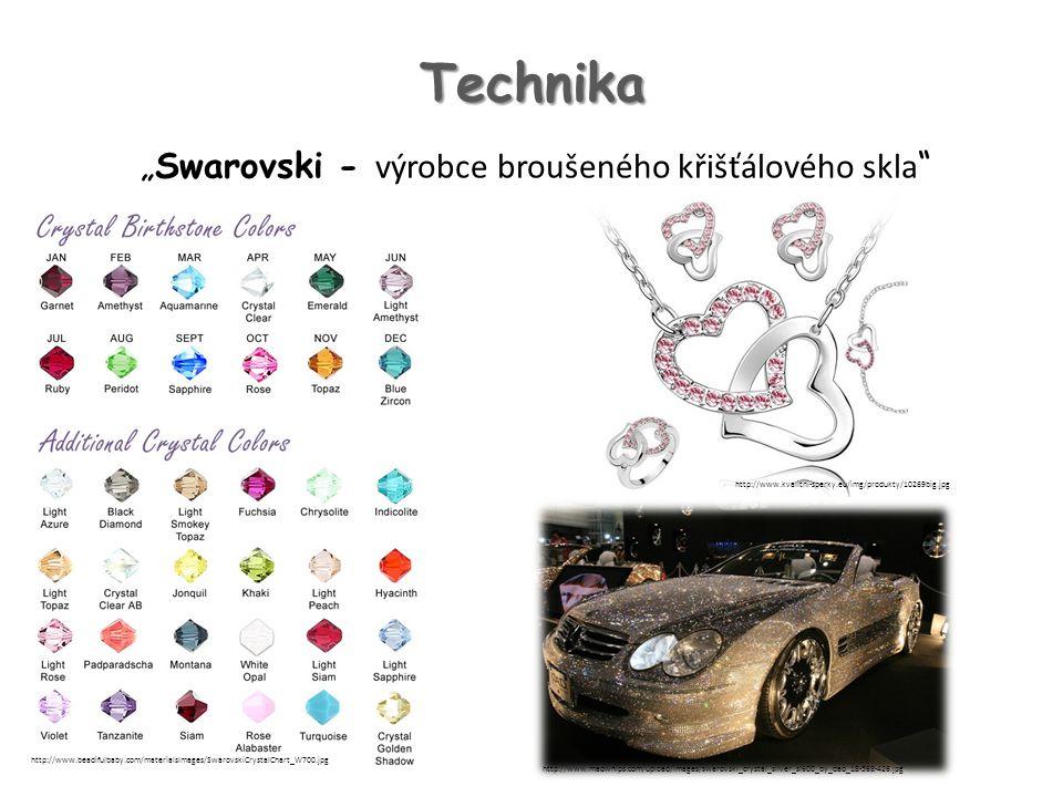 """Technika """"Swarovski - výrobce broušeného křišťálového skla """" http://www.beadifulbaby.com/materialsImages/SwarovskiCrystalChart_W700.jpg http://www.mad"""