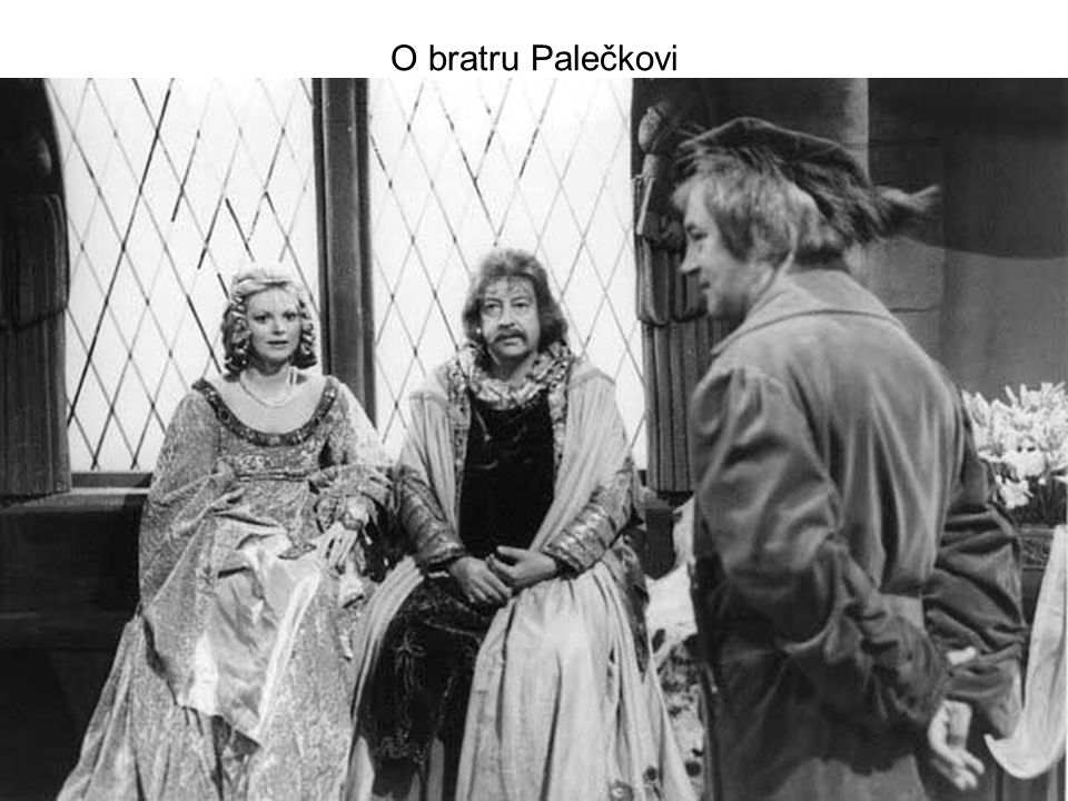 Český král Jiří z Poděbrad měl jako jiní panovníci na svém dvoře šaška, aby ho obveseloval.