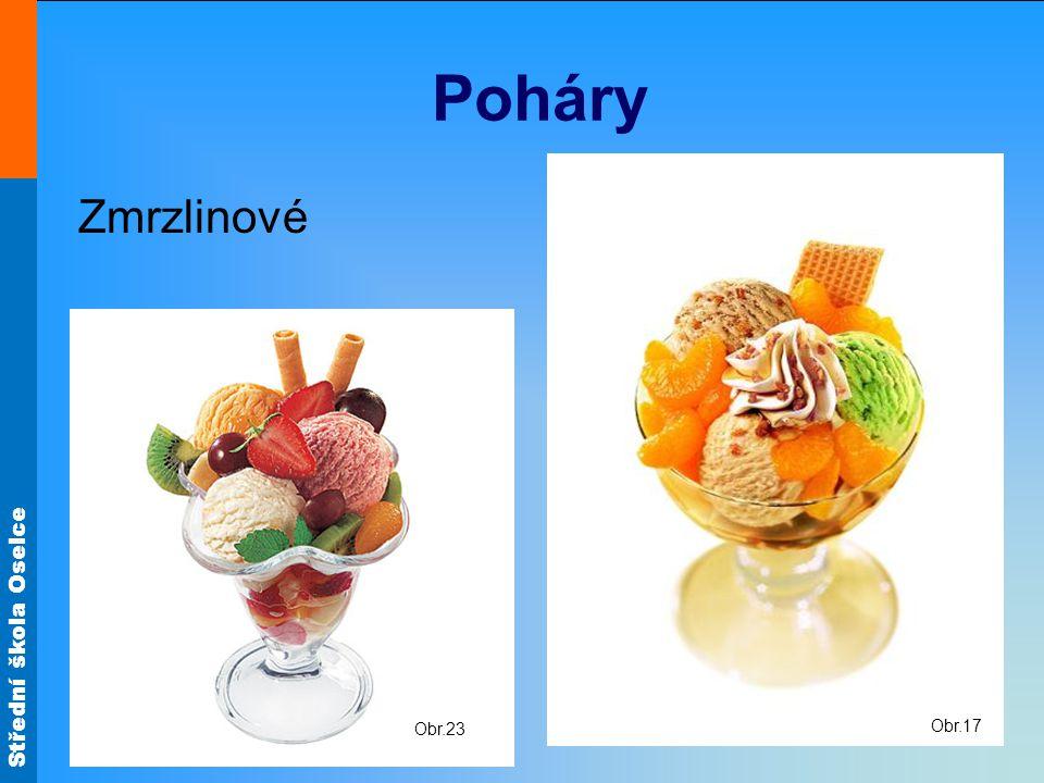 Střední škola Oselce Poháry Zmrzlinové Obr.17 Obr.23