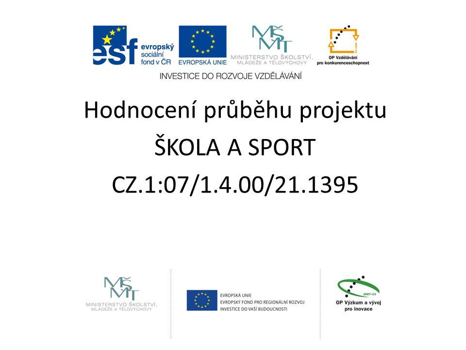 MZ 3 evidence Monitorovací zpráva č.