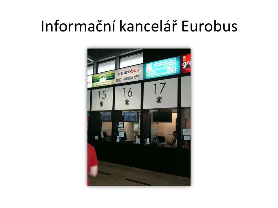 Informační kancelář Eurobus