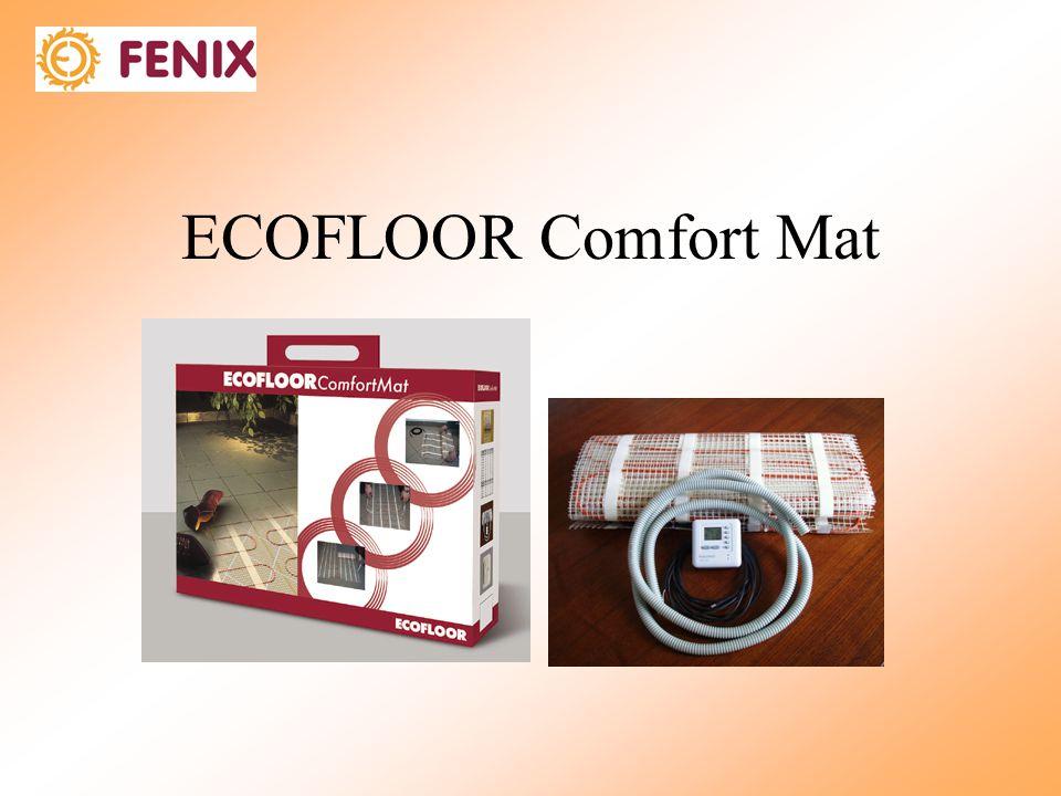ECOFLOOR Comfort Mat