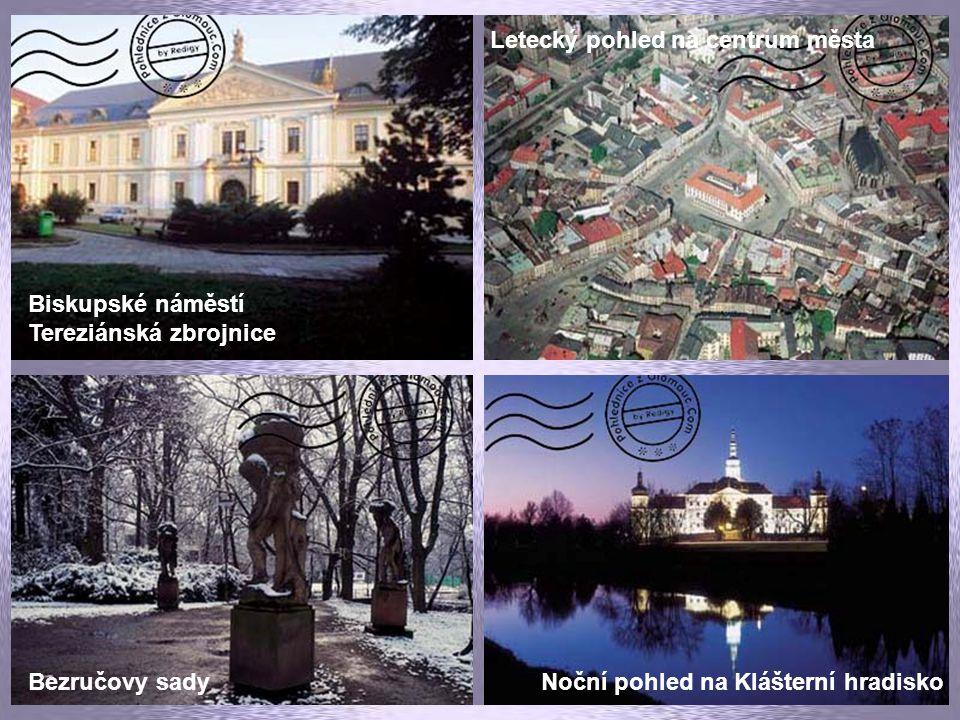 Terezská brána Radniční orloj Fotografie olomouckých zákoutí Umělecké fotografie Olomouce