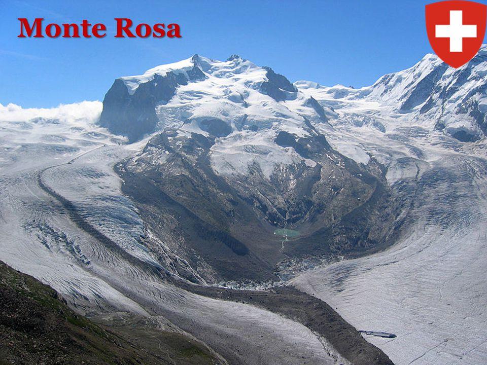 Lichtenštejnsko - Přírodní podmínky Rozlohu 160 km² tvoří lesy 41%, louky, pole a pastviny 34%, neproduktivní plochy 15%, zastavěné plochy 10% Grauspitz, 2599 m n.
