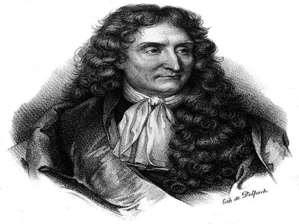 AUTOŘI - JEAN DE LA FONTAINE  (8. června 1621, Château-Thierry - 13. dubna 1695, Paříž) byl francouzský bajkař a básník  Studoval na koleji v Châtea