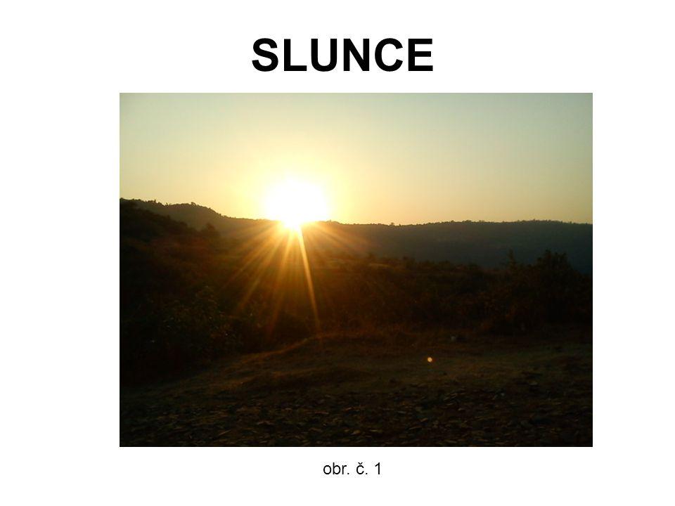 SLUNCE obr. č. 1