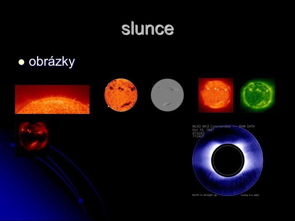 Merkur příliš blízko Slunci.příliš blízko Slunci.