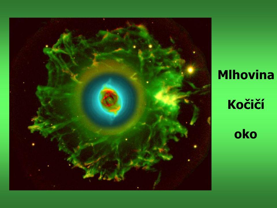 PKS 285-02 je mladá planetární mlhovina
